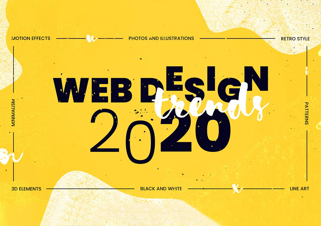 Web Design Trends 2020: High Tech & Visually Mind-Blowing by Graphic Mama