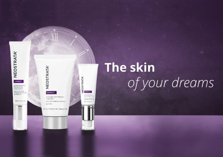 Get the skin of your dreams with NeoStrata®'s CORRECT range