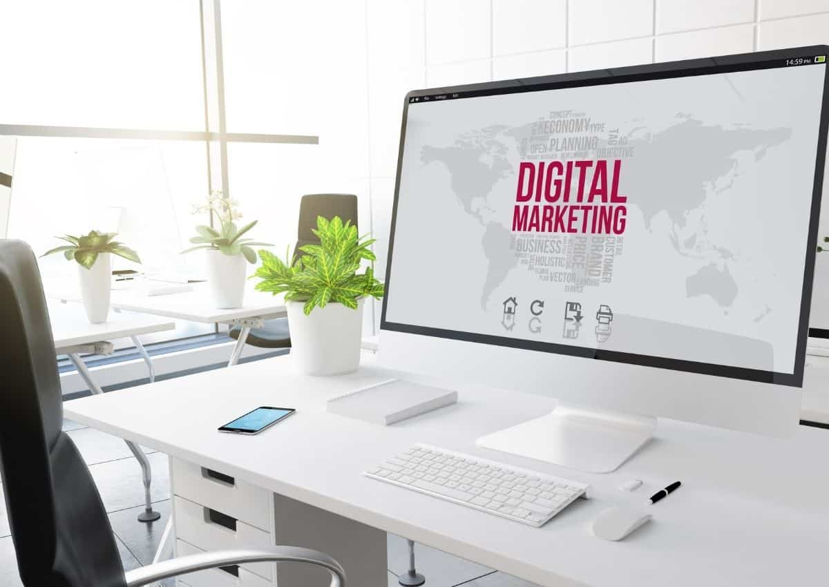 A strong digital marketing strategy allows you to find new customers & retain existing ones